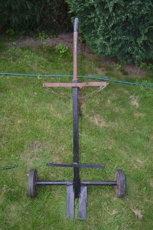 Wózek taczkowy 2 kołowy