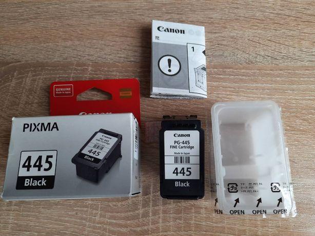 Продаю оригинальный черный картридж Canon PG 445 на принтер МФУ