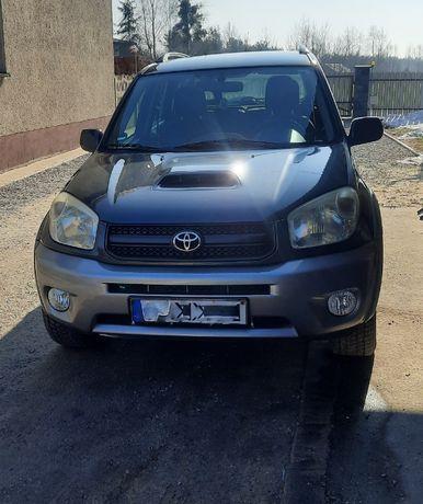 Sprzedam Toyota RAV4 4x4