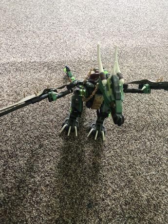 Лего дракон Лойда