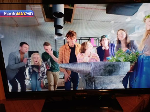 Telewizor Led Panasonic 24 cale, matryca ideał