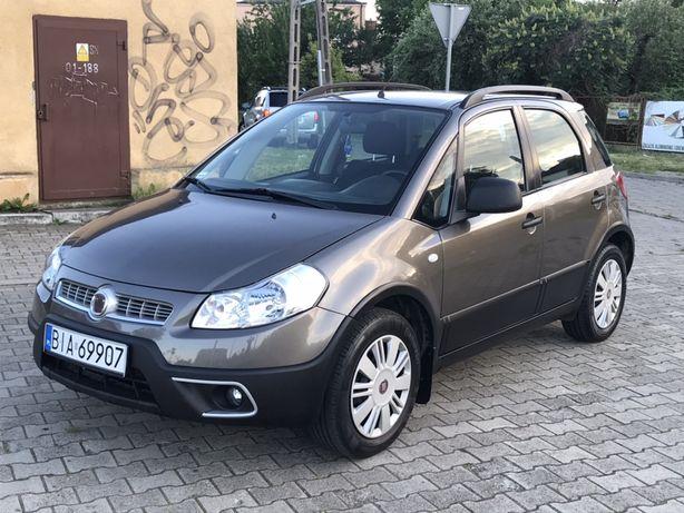 Fiat Sedici 1.6 Benzyna 2011 rok