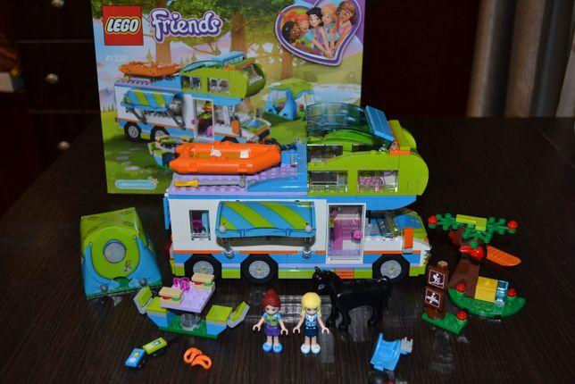 Оригинал Lego Friends 41339 Конструктор Френдс Дом на колесах Мии