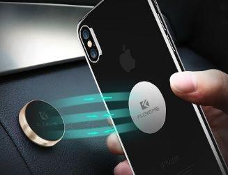 Suporte magnetico para telemóvel / smartphone NOVO