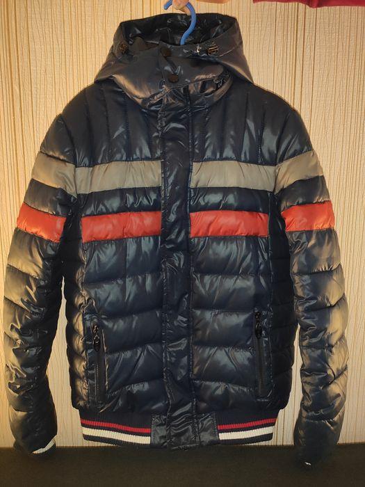 Зимняя куртка пуховик мужской Александрия - изображение 1