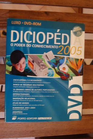 Diciopédia 2005 - O poder do conhecimento (Luxo DVD - Porto Editora)