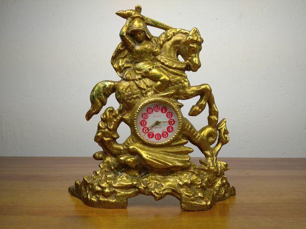 Mosiężny Zegar z okresu ZSSR!