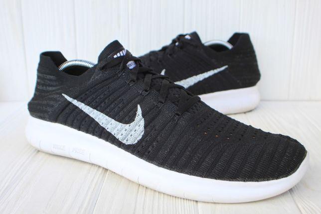 Кроссовки Nike Free RN Flyknit 831069-001 оригинал 45р