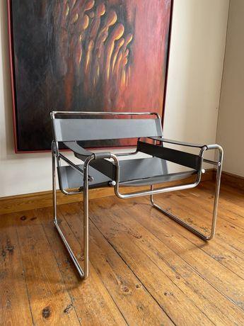 Wassily chair B3 Gavina Bauhaus fotel M.Breuer