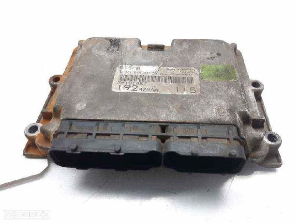 0281010337  Centralina do motor FIAT STILO (192_) 1.9 JTD (192_XE1A)