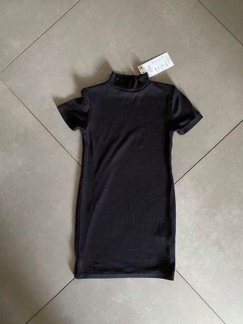 Czarna sukienka nowa Reserved