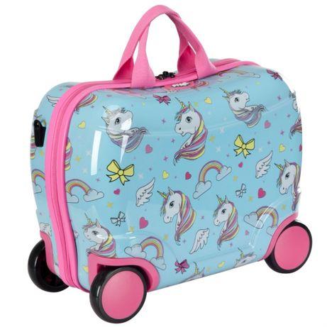 Детский чемодан STAR Wheelie Case, DISNEY Frozen, Оригинал