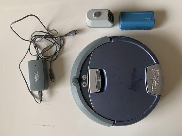 iRobot Scooba Máquina de lavar o chão
