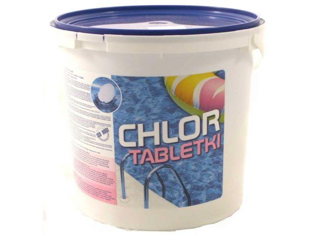 Chlor 5kg do basenów