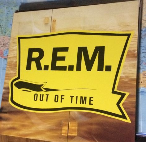 disco vinil - Out of Time - R.E.M