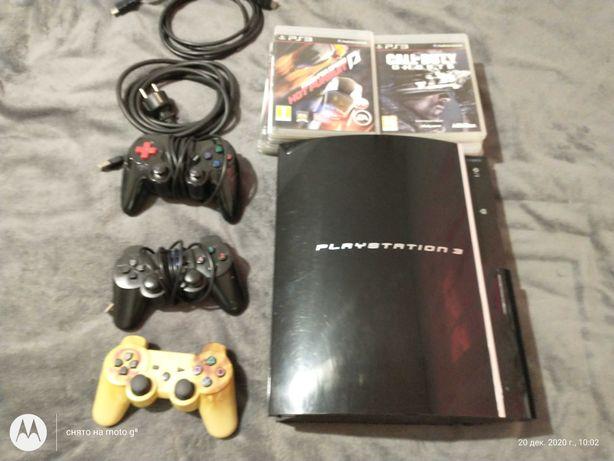 Sony Ps3 + 11 gier