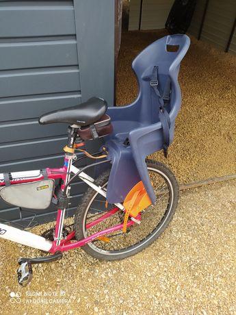 Siedzenie dla dziecka na rower