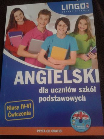 ANGIELSKI ĆWICZENIA szkola podstawowa