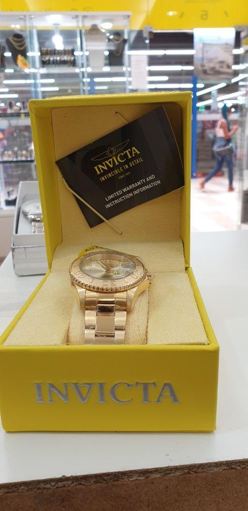 Invicta gold automatico