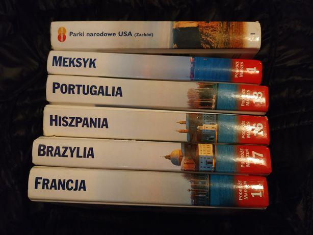 Podróże marzeń Francja Brazylia Hiszpania Meksyk Portugalia