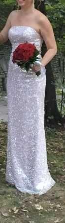 Платье вечернее р.46