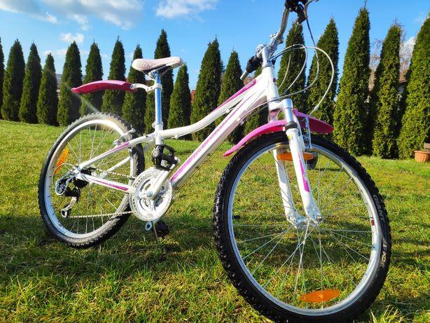 Rower Giant dla dziewczynki
