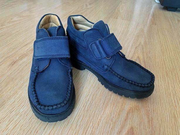 Черевики, ботинки Starry  Італія 32 р (замша-нубук)