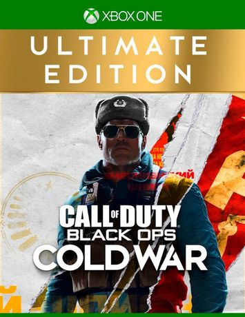 Call of Duty:Black Ops Cold War Ultimate+COD MW для Xbox One/Series X