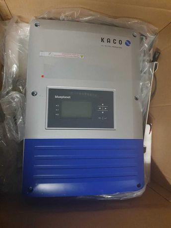 Panele fotowoltaiczne 6KW i falownik KACO