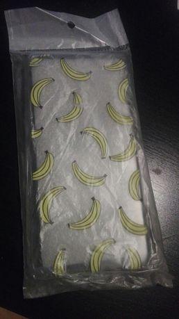 Case etui na telefon Huawei P8 lite 2017 banany - nowe