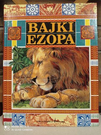 Bajki Ezopa, piękne wydanie