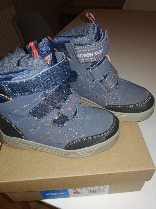 Zimowe buty chłopięce Dobra - image 1
