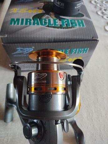 Kołowrotek Miracle Fish XS 40 B