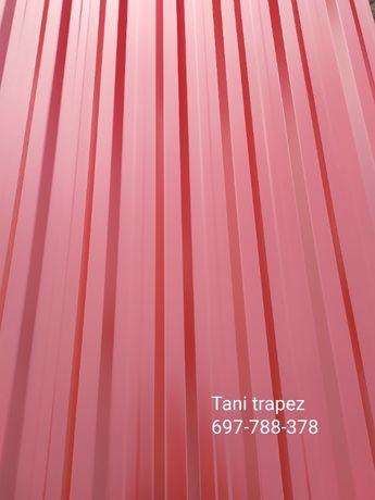 Blacha Trapezowa T-18 3011 wiśnia PROMOCJA