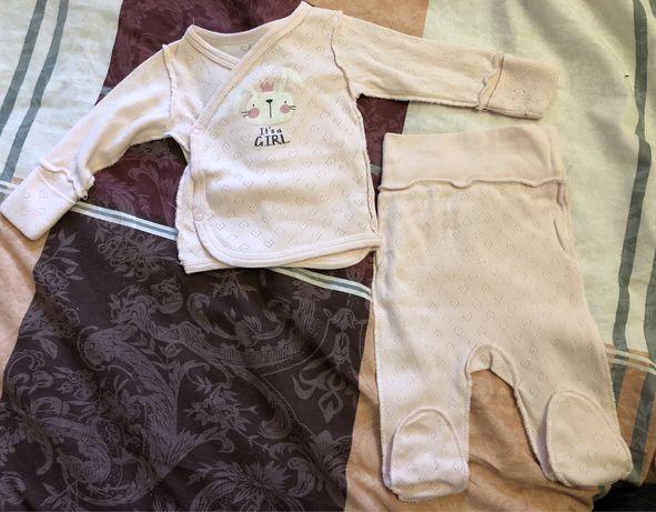 Вещи для новорожденых(для девочки)