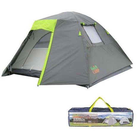 Палатка четырехместная туристическая Coleman 1004
