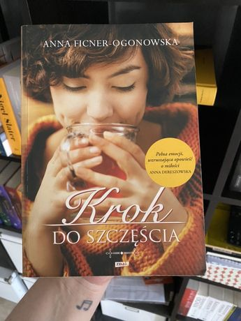 "Anna Ficner - Ogonowska - ""Krok do szczęścia"""