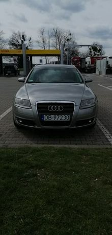 Sprzedam Audi A6C6 2006r