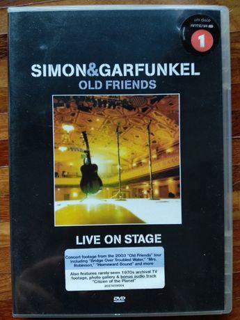 DVD Simon and Garfunkel