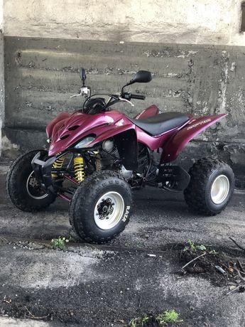 Yamaha Raptor 350 ! Homologacja ! Zarejesteowany w PL ! (450,660,250)