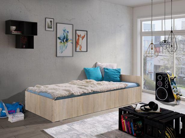 Łóżko OSKAR 200 x 90 NOWE z Materacem Komplet Promocja