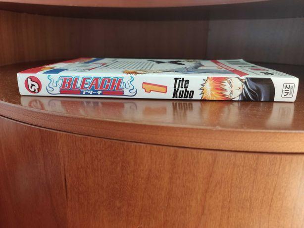 Bleach Manga - Volume 1