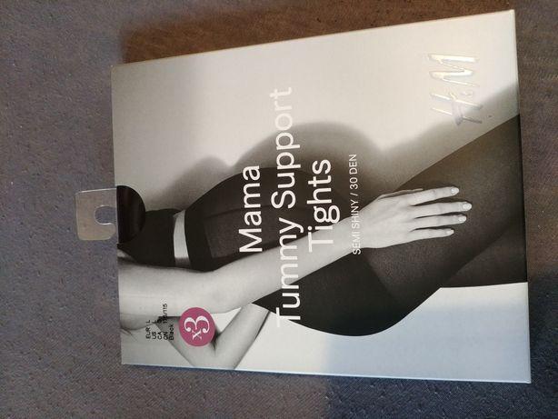 Rajstopy ciążowe H&M nowe