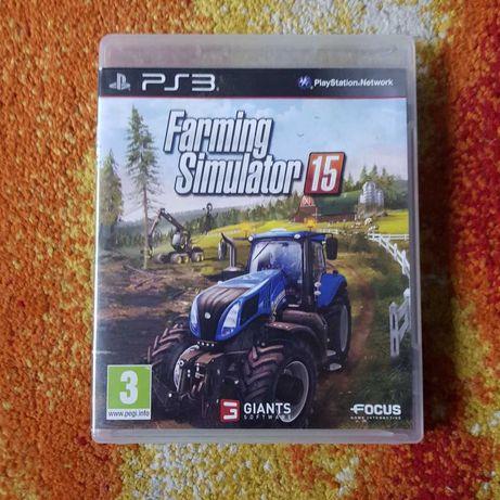 Gra Farming Simulator 2015 ps3 Farma i więcej +wymianna