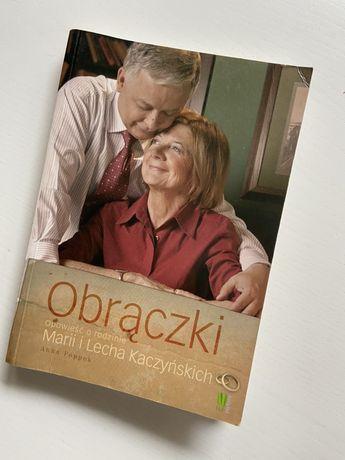 Obrączki - opowieść o rodzinie M. I L. Kaczyńskich
