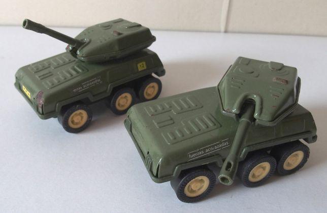 COLEÇÃO - tanques Fuerza Acorazadas