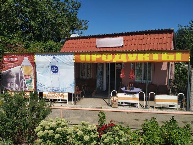 СРОЧНО ПРОДАМ или ОБМЕНЯЮ действующий магазин на квартиру в Запорожье