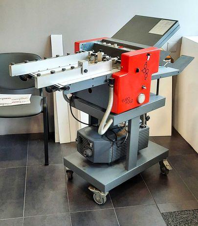 Máquina de dobrar, vincar e picotar Eurofold Multigraf  235.121