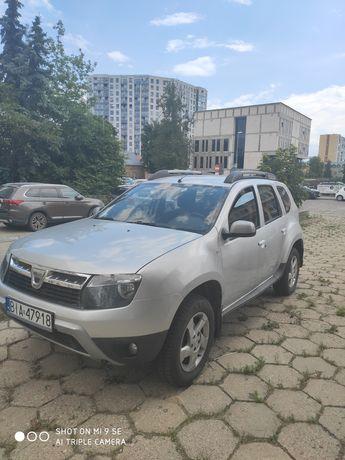 Dacia SD Duster 2011