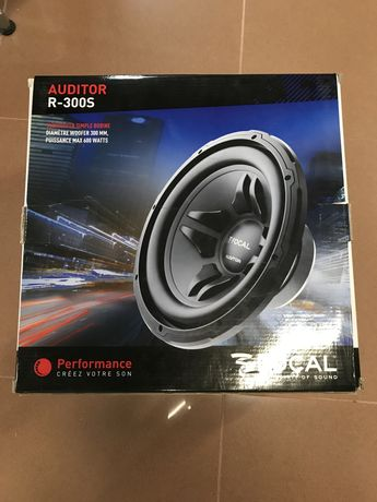 Focal auditor r-300s